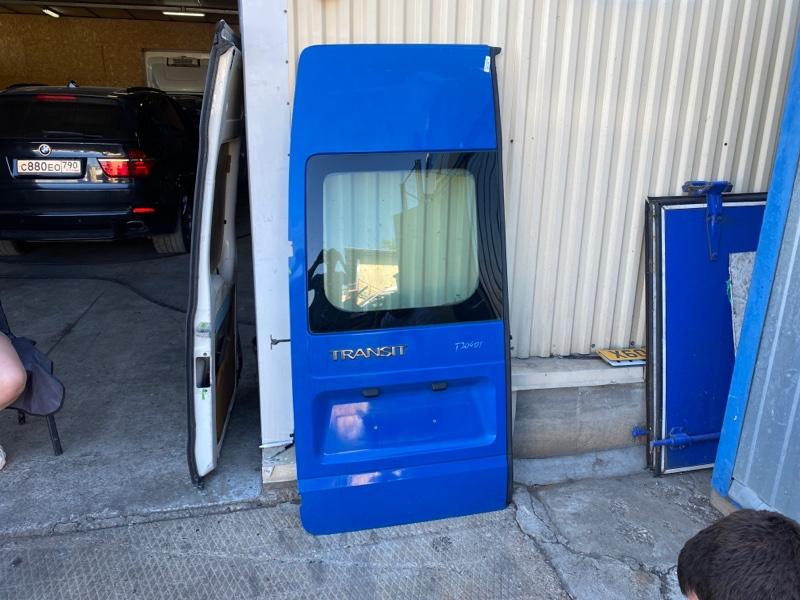 Дверь Ford Transit 2000/2014 задняя левая (б/у)