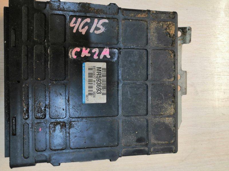 Блок управления двс Mitsubishi Lancer Cedia CS2A 4G15 (б/у)