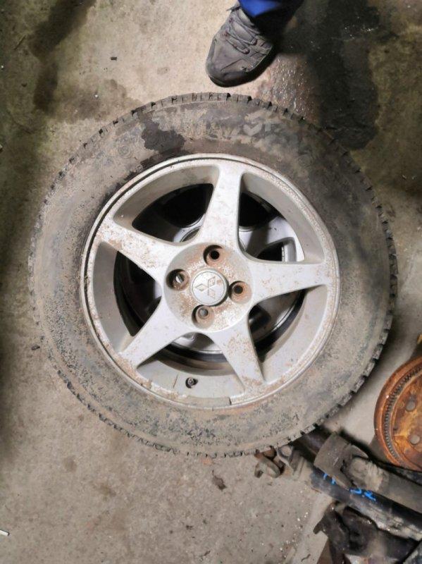 Диск колесный литой Mitsubishi Lancer Cedia Wagon (б/у)