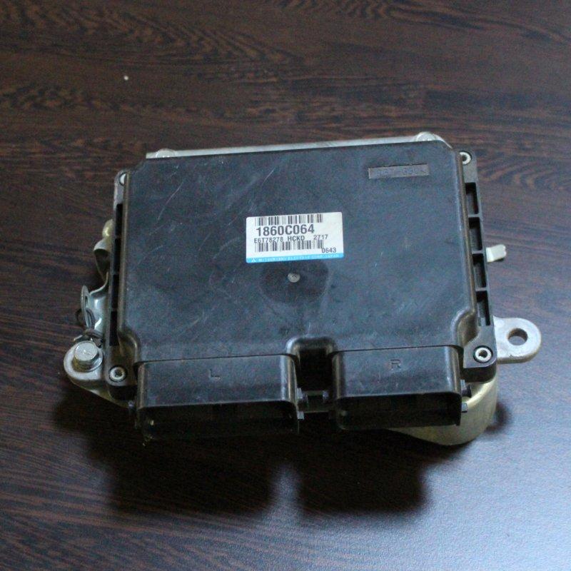 Блок управления двс Mitsubishi Asx 4B10 2012 (б/у)