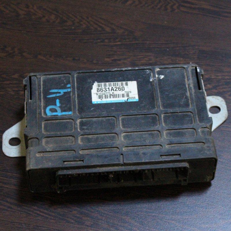 Блок управления двс Mitsubishi Pajero 4 4M41 2007 (б/у)