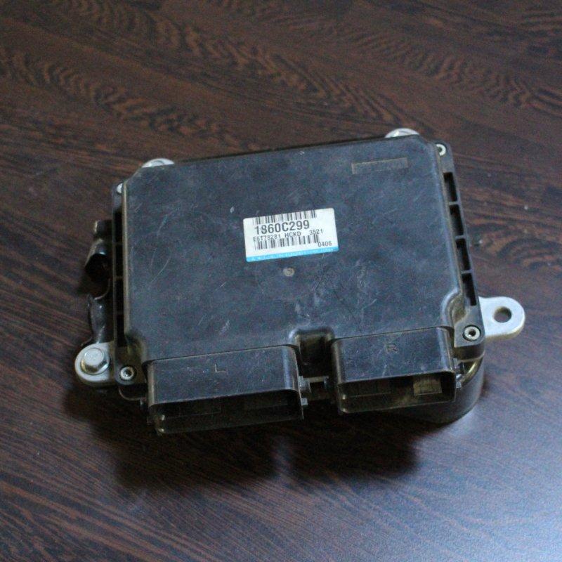 Блок управления двс Mitsubishi Asx 4B10 (б/у)