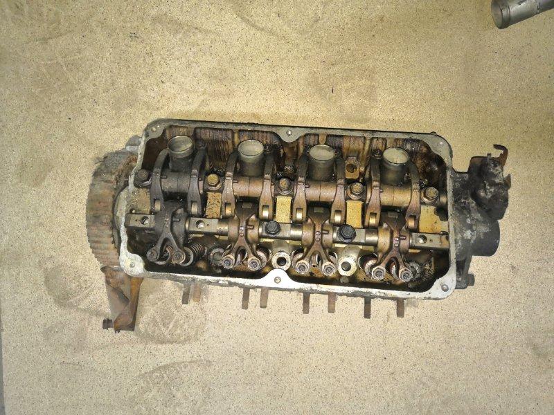 Головка блока цилиндров Mitsubishi Pajero H56A (б/у)
