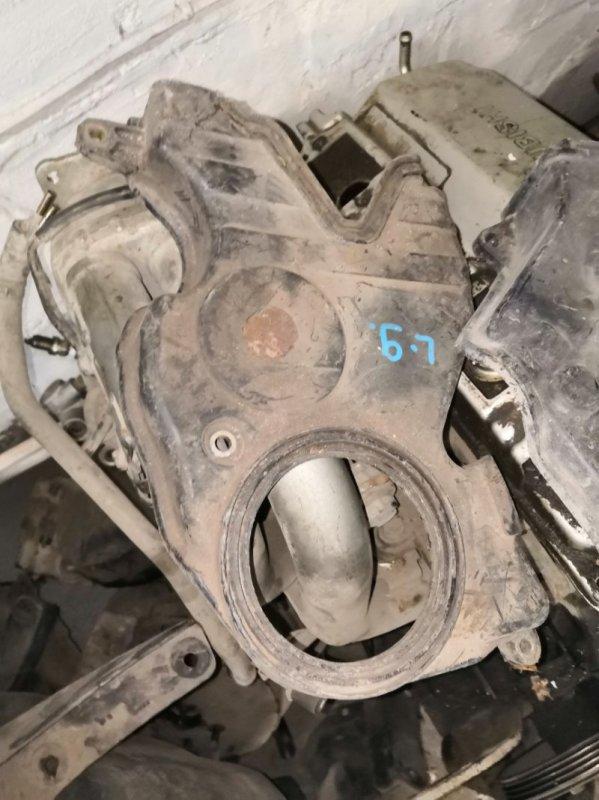 Крышка ремня грм Mitsubishi Lancer 9 4G18 верхняя (б/у)