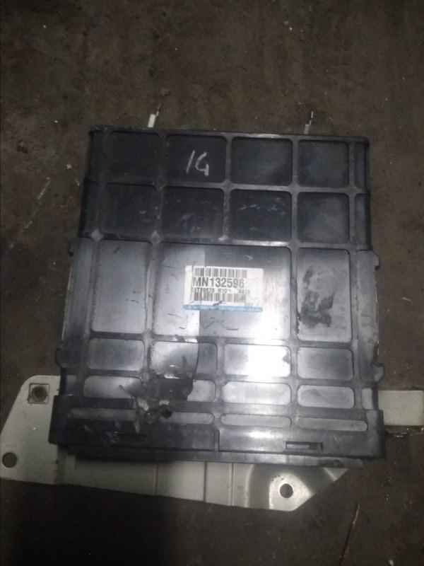 Блок управления двс Mitsubishi Pajero 4 (б/у)