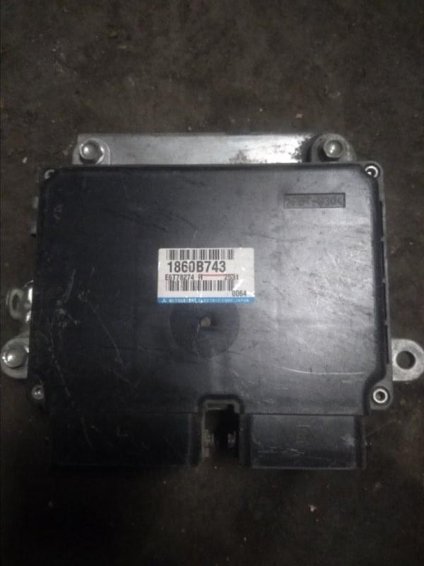 Блок управления двс Mitsubishi Asx (б/у)