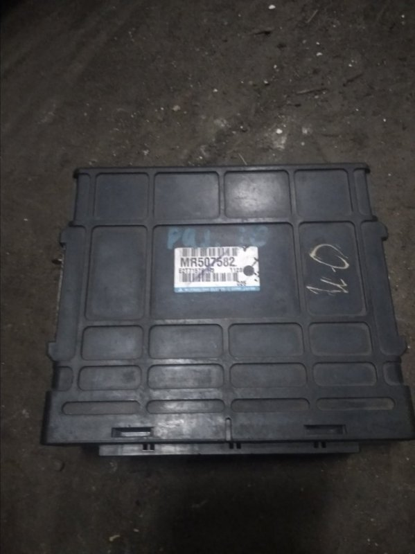Блок управления двс Mitsubishi Pajero Io (б/у)