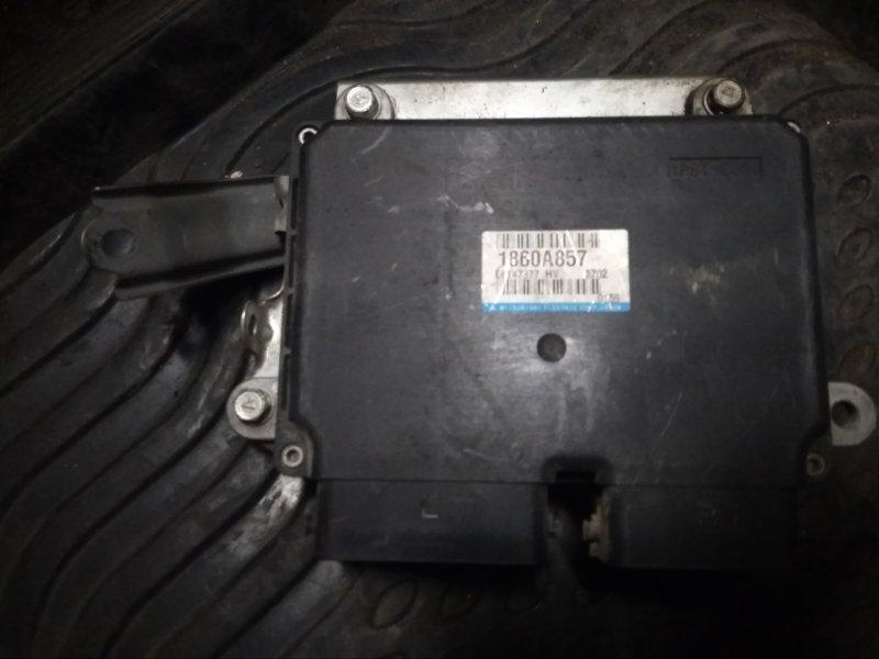 Блок управления двс Mitsubishi Outlander Xl (б/у)