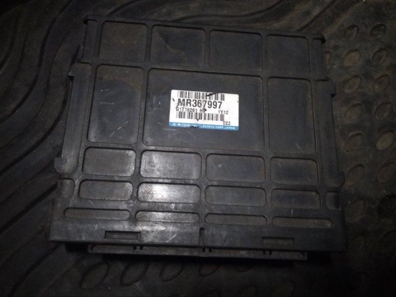 Блок управления двс Mitsubishi Galant (б/у)