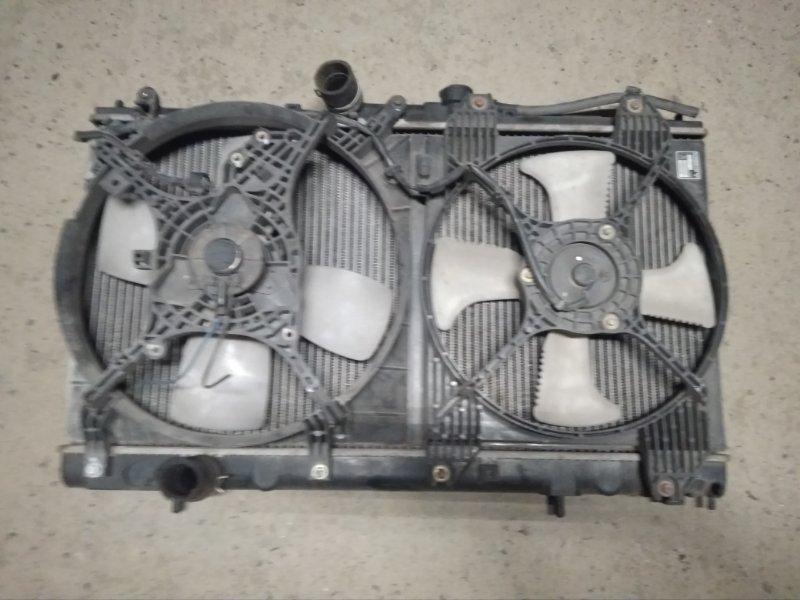 Радиатор двс Mitsubishi Legnum (б/у)