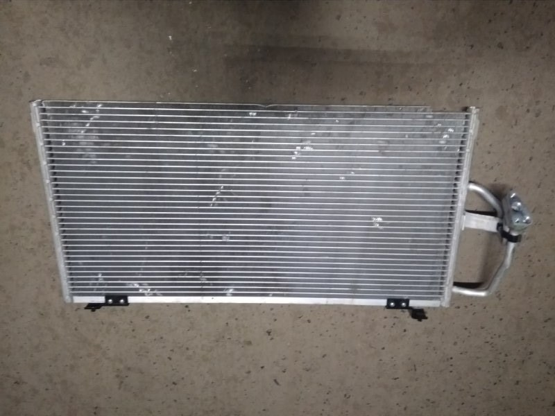 Радиатор кондиционера Mitsubishi Galant (б/у)