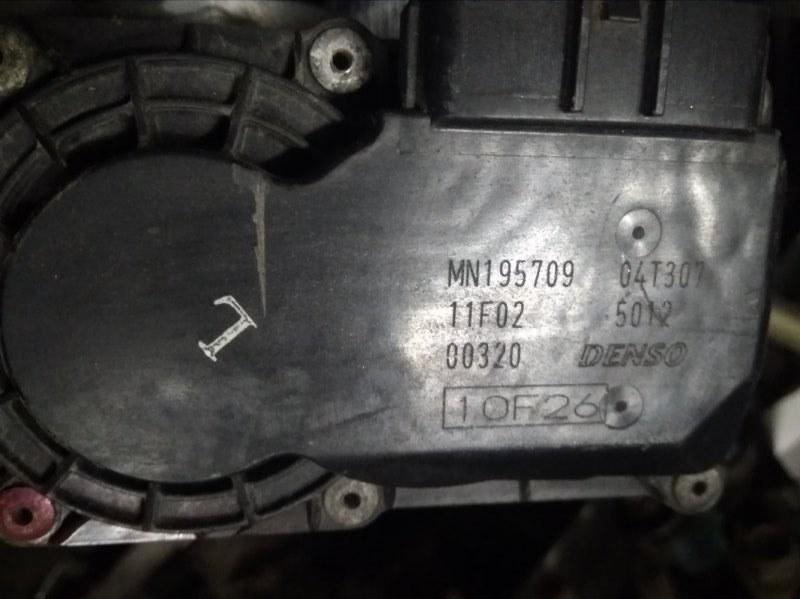 Заслонка дроссельная Mitsubishi Colt (б/у)