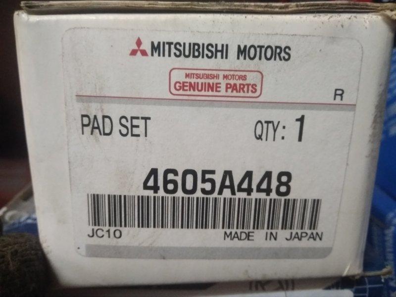 Колодки тормозные дисковые задние, комплект Mitsubishi Pajero 4 задние