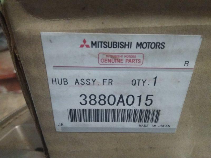 Ступица передняя Mitsubishi Pajero передняя