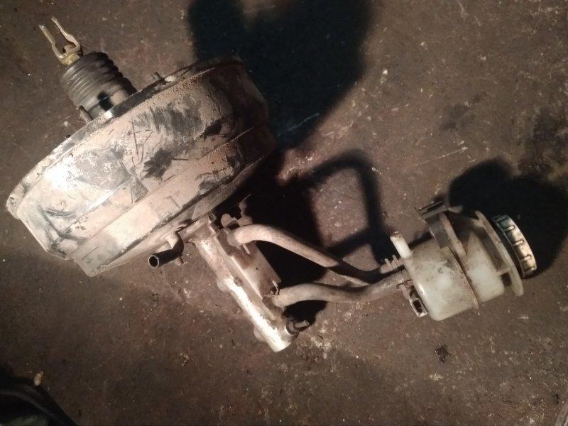 Вакуумный усилитель тормозов с гтц Mitsubishi Pajero (б/у)