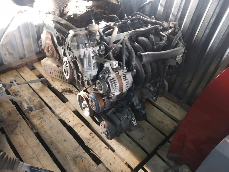 Двигатель Mitsubishi Asx 4A92 2014 (б/у)