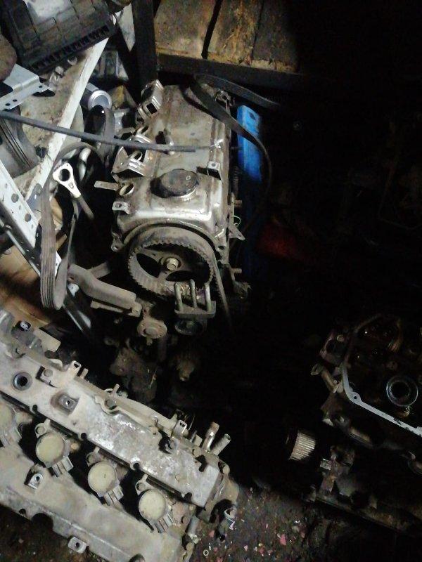 Двигатель Mitsubishi Outlander CU5W 4G64 2004 (б/у)