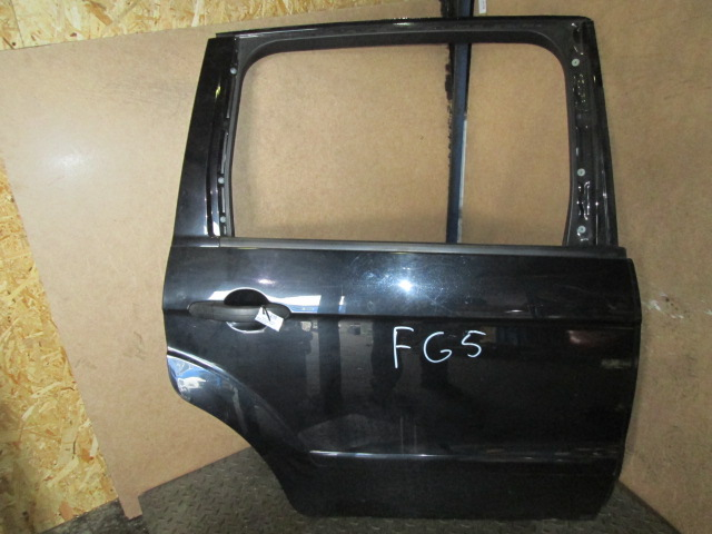 Дверь Ford Galaxy CD340 2006 задняя правая