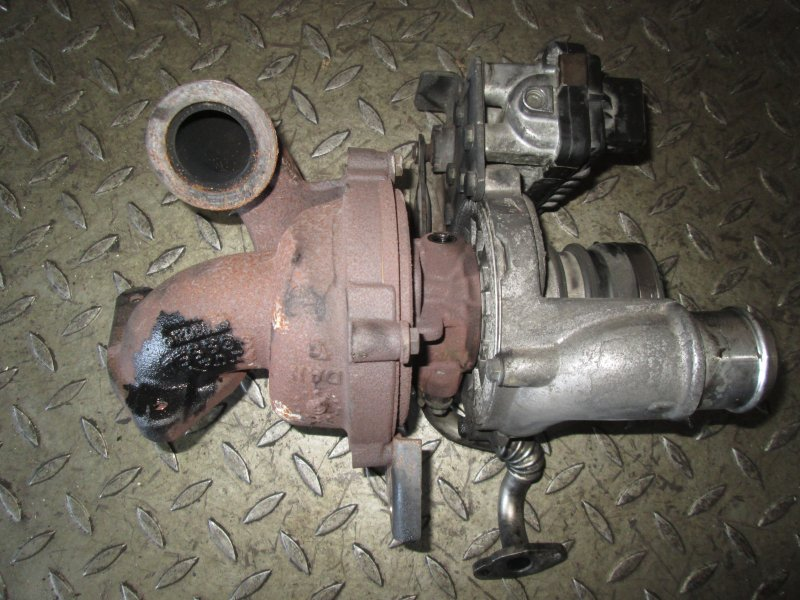 Турбина Ford Focus 2 СB4 1.8 TD 2005