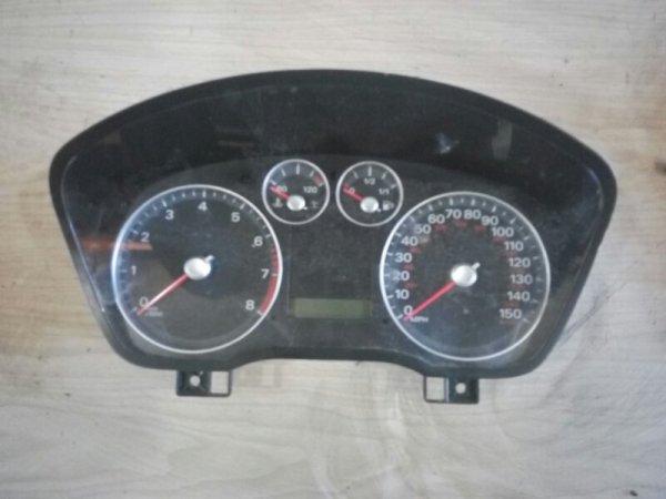 Приборная панель (щиток приборов) Ford Focus 2 CB4 1.8 I 2006