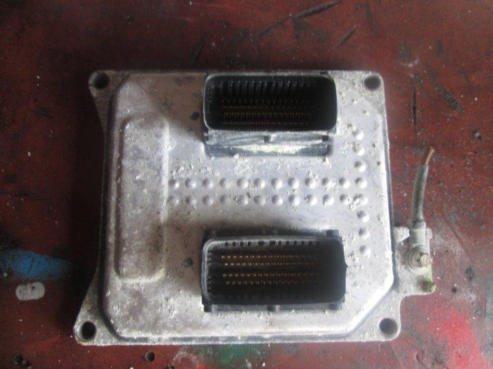 Электронный блок управления двигателем (эбу двс) Opel Astra H 1.8 I
