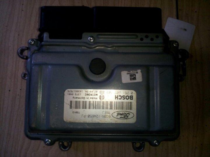Электронный блок управления двигателем (эбу двс) Ford Mondeo 4 BE 2.5 TI 2007