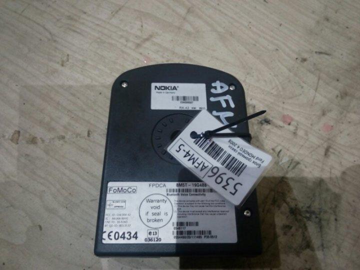 Блок громкой связи Ford Mondeo 4 BE 2.0 I DURATEC-HE (145PS) - MI4 2008