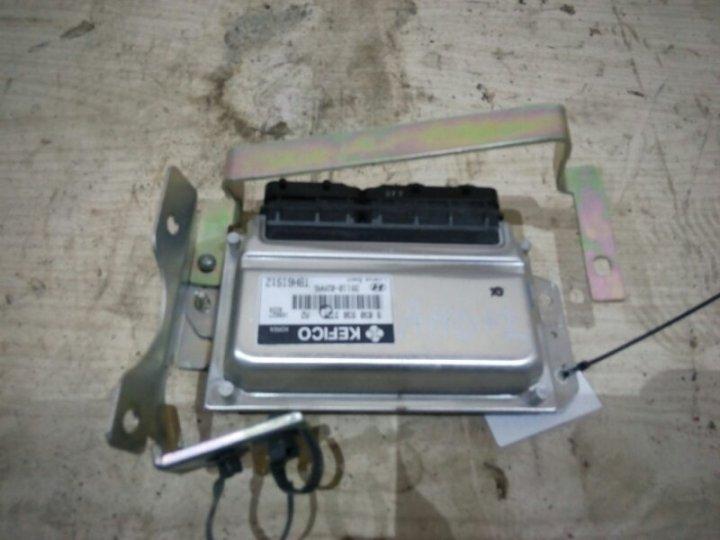 Электронный блок управления двигателем (эбу двс) Hyundai Getz TB 1.1 I 2006