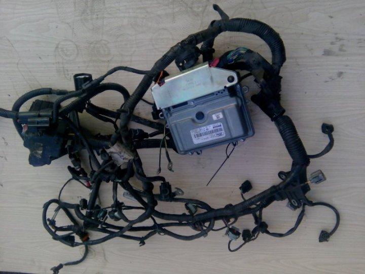 Электронный блок управления двигателем (эбу двс) Ford S-Max WS 2.5 TI 2007