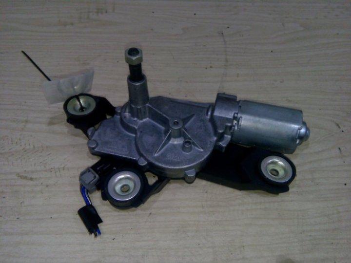 Мотор стеклоочистителя Ford Mondeo 4 BE 2.0 TI ECOBOOST 2011 задний