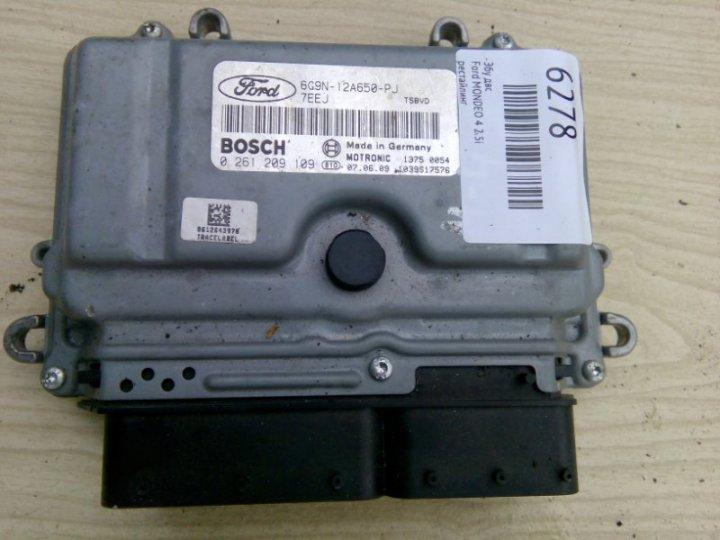 Электронный блок управления двигателем (эбу двс) Ford Mondeo 4 2.5 I