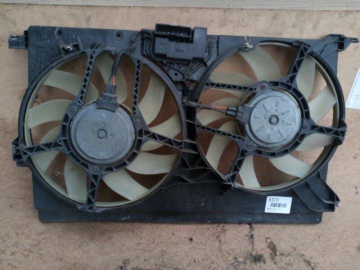 Вентилятор охлаждения Opel Vectra C 2007