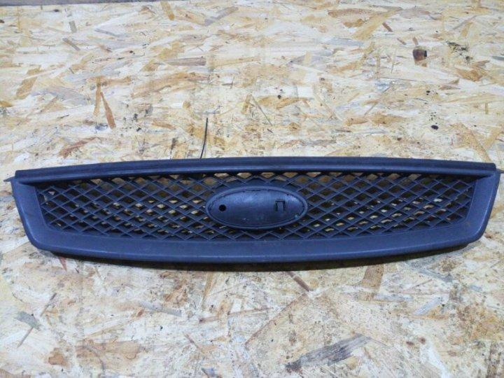 Решетка радиатора Ford Focus 2 CB4 2005 верхняя