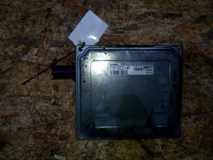 Электронный блок управления двигателем (эбу двс) Ford Focus 2 CB4 1.6 I 115 Л.С. 2007