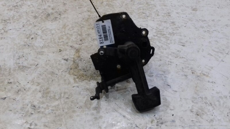 Механизм выбора передач Ford Focus 2 CB4 1.8 TD DURATORG-DI HPCR (115PS) LYNX 2007
