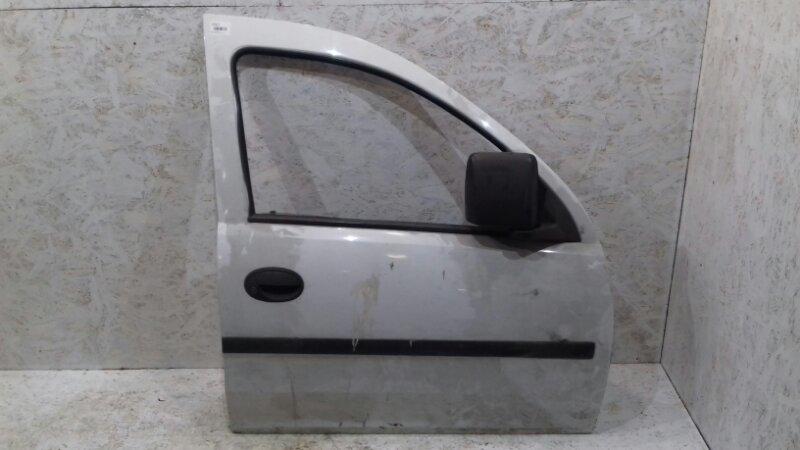 Дверь Opel Combo С 2001 по 2007 г.в передняя правая