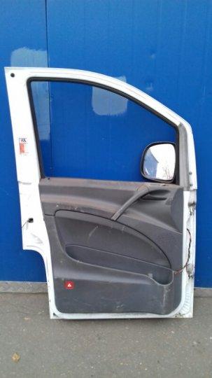 Дверь Mersedes Vito W 639 передняя левая