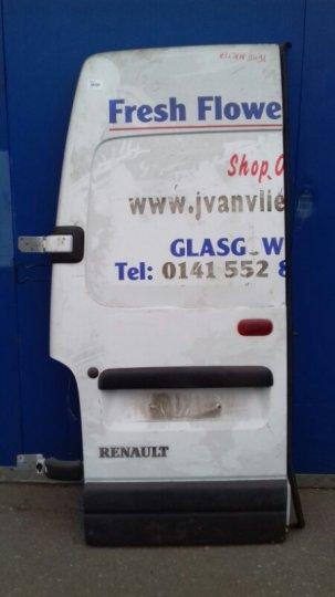 Дверь Renault Master задняя левая