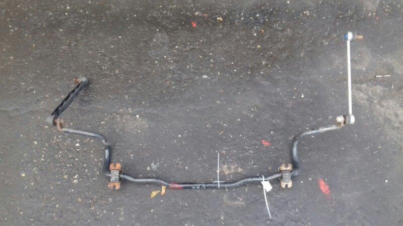 Стабилизатор Opel Astra H передний