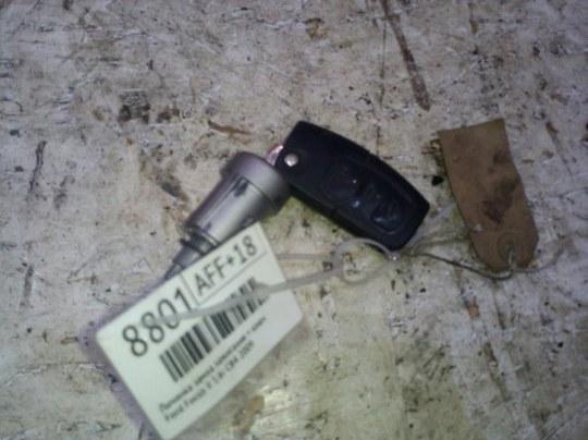 Личинка замка зажигания + ключ Ford Focus 2 CB4 1.6 I 2009
