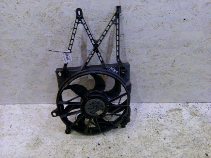 Вентилятор охлаждения Opel Astra H L48 1.8 I 2005 нижний