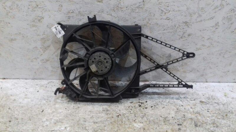 Вентилятор охлаждения Opel Astra H 2006