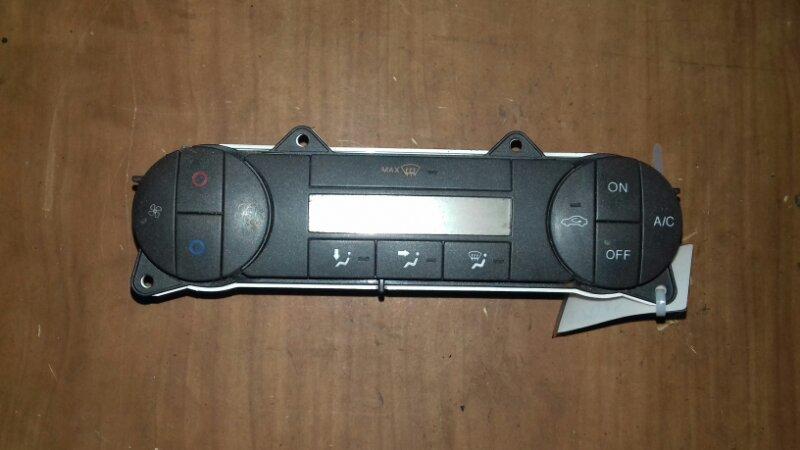Блок управления климат контролем Ford Mondeo 3 B5Y 2003