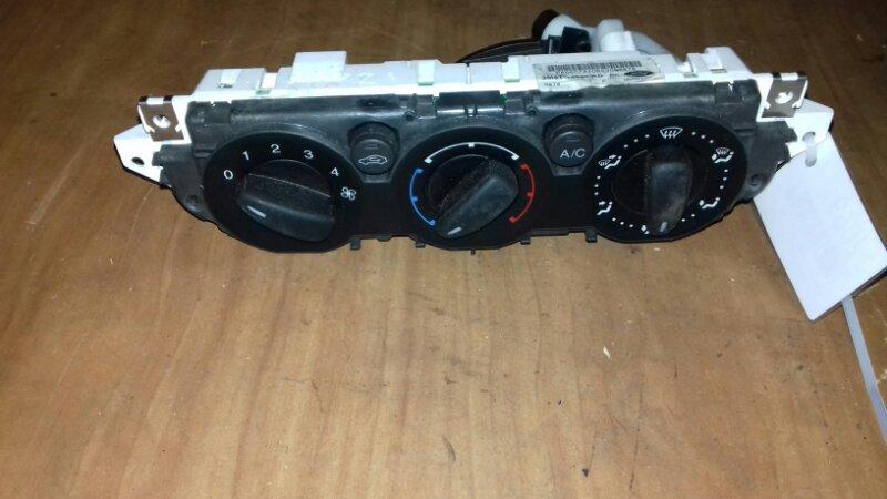 Блок управления печкой Ford Focus 2 CB4 2005