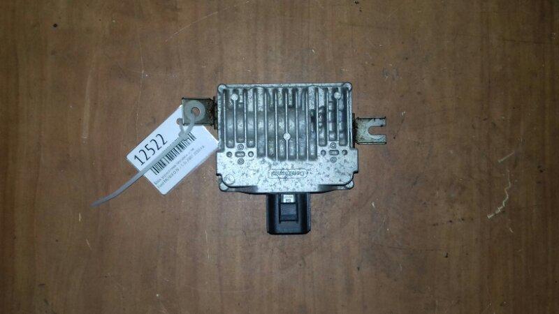 Блок управления бензонасосом Ford Mondeo 4 BG 2.5 TI 2007