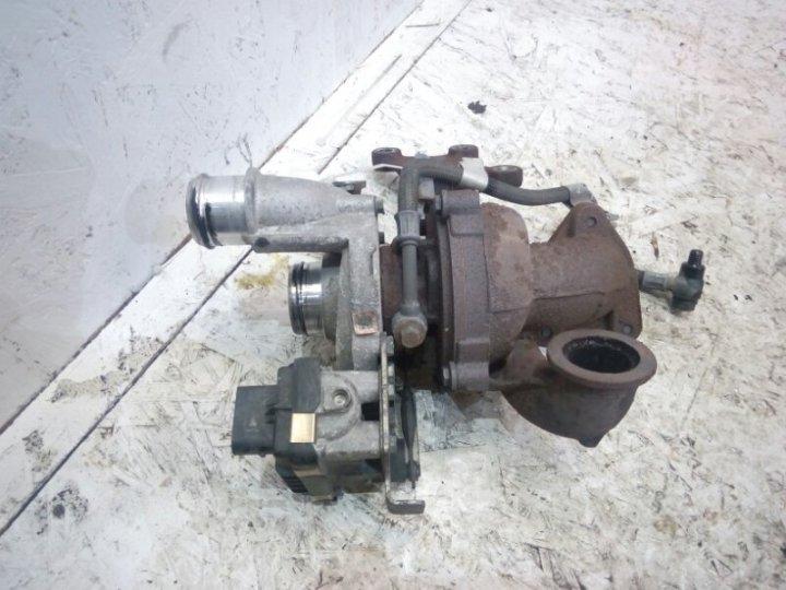 Турбина Ford Focus 2 CB4 1.8 TD DURATORG-DI HPCR (115PS) LYNX 2008