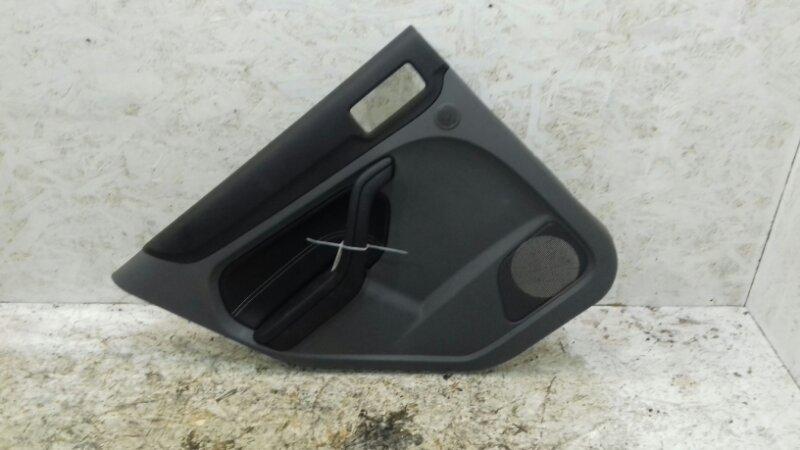 Обшивка двери Ford Focus 2 CB4 1.8 TD DURATORG-DI HPCR (115PS) LYNX 2008 задняя левая