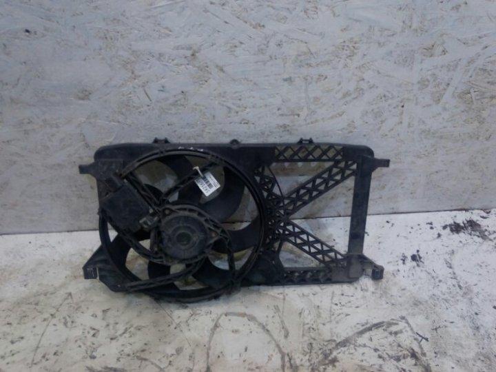 Вентилятор охлаждения Ford Transit 2.2 TD 2007