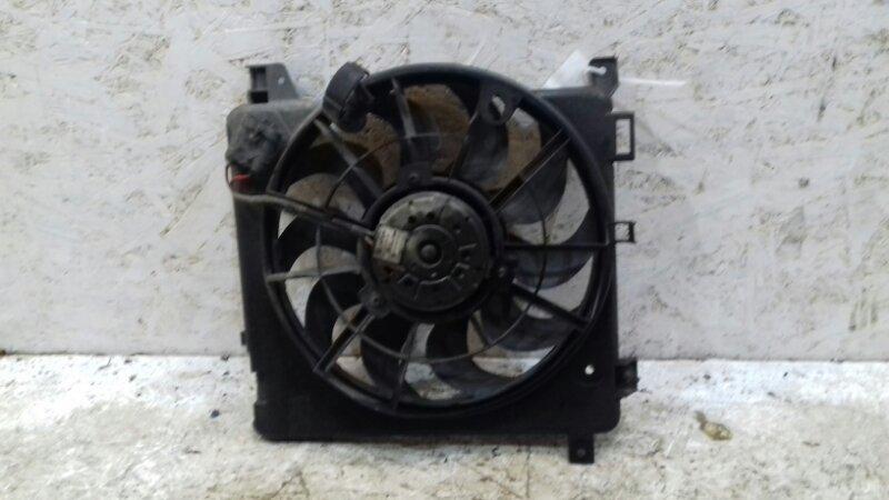 Вентилятор охлаждения Opel Astra H 1.3 TD 2009 г.в