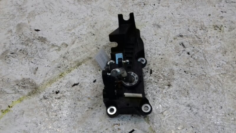 Кулиса мкпп Ford Focus 2 CB4 1.8 TD DURATORG-DI HPCR (115PS) LYNX 2009